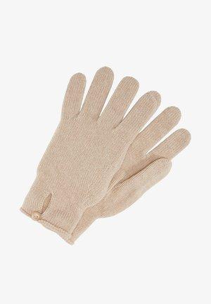 Fingervantar - natural