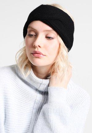 HEADBAND - Ear warmers - black