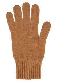 Johnstons of Elgin - CASHMERE GLOVES - Handschoenen - camel - 4