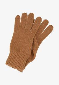 Johnstons of Elgin - CASHMERE GLOVES - Handschoenen - camel - 2