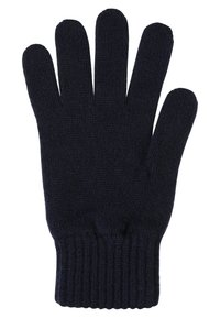 Johnstons of Elgin - CASHMERE GLOVES - Rukavice - navy - 2