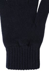 Johnstons of Elgin - CASHMERE GLOVES - Rukavice - navy - 3