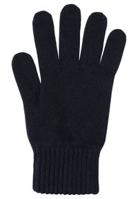 Johnstons of Elgin - CASHMERE GLOVES - Rukavice - navy - 1