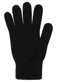 Johnstons of Elgin - CASHMERE GLOVES - Gants - black - 2