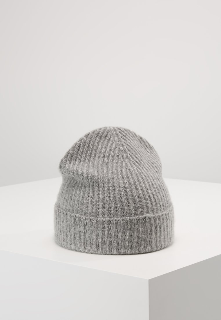 Johnstons of Elgin - Bonnet - grey