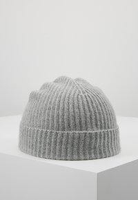 Johnstons of Elgin - CASHMERE BEANIE - Huer - silver - 2