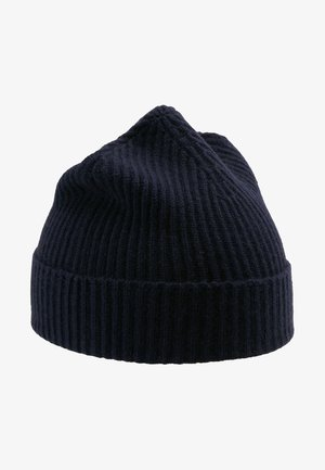 CASHMERE BEANIE - Pipo - navy
