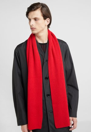 RIBBED CASHMERE SCARF - Sjal - phoenix
