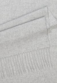 Johnstons of Elgin - CASHMERE SCARF - Sjaal - silver - 3