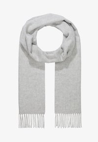 Johnstons of Elgin - CASHMERE SCARF - Sjaal - silver - 2