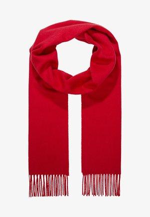 CASHMERE SCARF - Bufanda - classic red