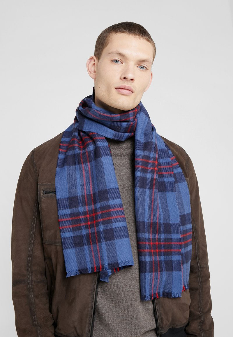 Johnstons of Elgin - TARTAN SCARF - Szal - fife