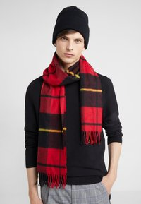 Johnstons of Elgin - TARTAN SCARF - Szal - wallace - 0