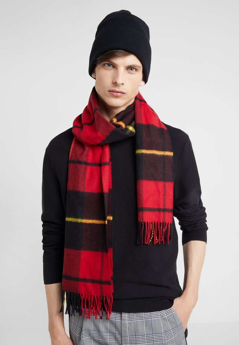 Johnstons of Elgin - TARTAN SCARF - Szal - wallace