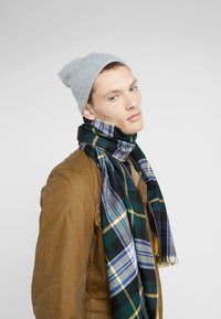 Johnstons of Elgin - CASHMERE BEANIE - Muts - silver - 1