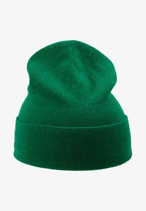 CASHMERE BEANIE - Gorro - emerald