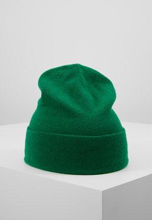 CASHMERE BEANIE - Bonnet - emerald