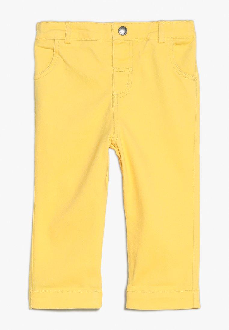JoJo Maman Bébé - CROPPED TURN UPS - Kalhoty - sunshine