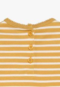 JoJo Maman Bébé - FLORAL LLAMA STRIPE - T-shirt à manches longues - mus - 2