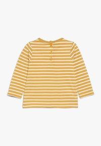 JoJo Maman Bébé - FLORAL LLAMA STRIPE - T-shirt à manches longues - mus - 1