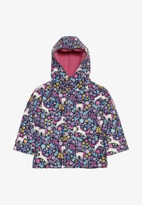 JoJo Maman Bébé - UNICORN COLOUR CHANGE JACKET - Winter jacket - navy - 2
