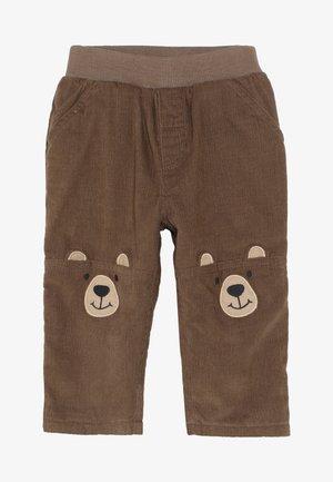 BEAR TROUSERS - Trousers - faw