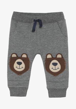 BEAR KNEE JOGGERS - Spodnie treningowe - grey