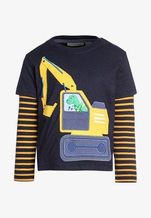 DINO DIGGER - Långärmad tröja - navy