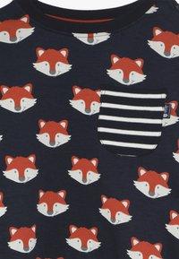 JoJo Maman Bébé - FOX PRINT - Långärmad tröja - navy - 4
