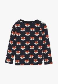 JoJo Maman Bébé - FOX PRINT - Långärmad tröja - navy - 1