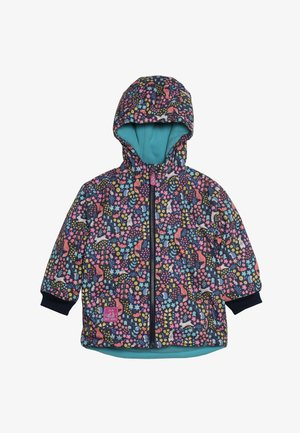 REVERSIBLE LINED - Winter jacket - multicolor