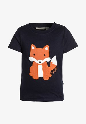 FOX BABY  - T-Shirt print - navy