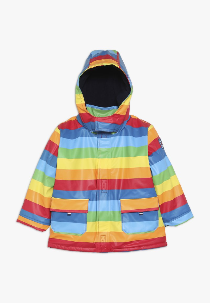 JoJo Maman Bébé - COSY WATERPROOF JACKET - Impermeabile - multi-coloured