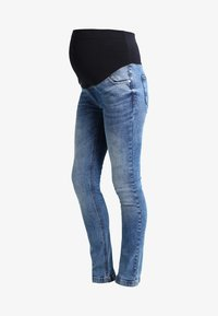 JoJo Maman Bébé - SUPER SKINNY - Jeans Skinny Fit - light denim - 5