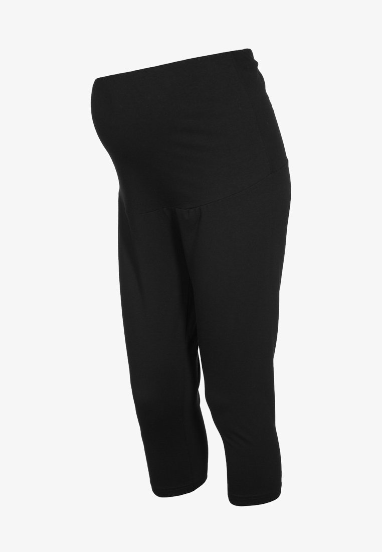 JoJo Maman Bébé - CROPPED - Leggings - Trousers - black