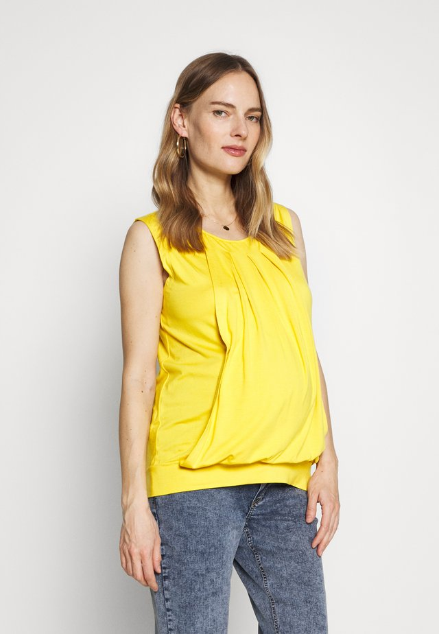 Toppe - yellow