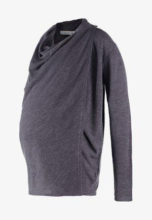 Vest - charcoal