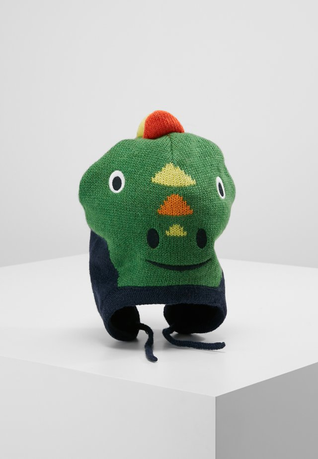 DINOSAUR HAT - Čepice - green