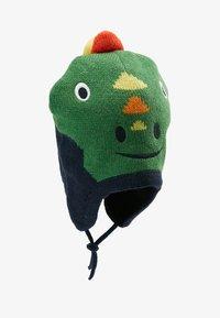 JoJo Maman Bébé - DINOSAUR HAT - Čepice - green - 1