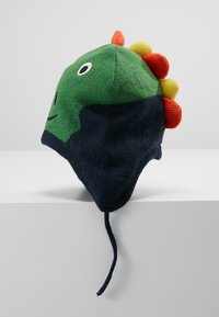 JoJo Maman Bébé - DINOSAUR HAT - Čepice - green - 4