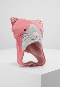 JoJo Maman Bébé - CAT  - Čepice - pink - 0