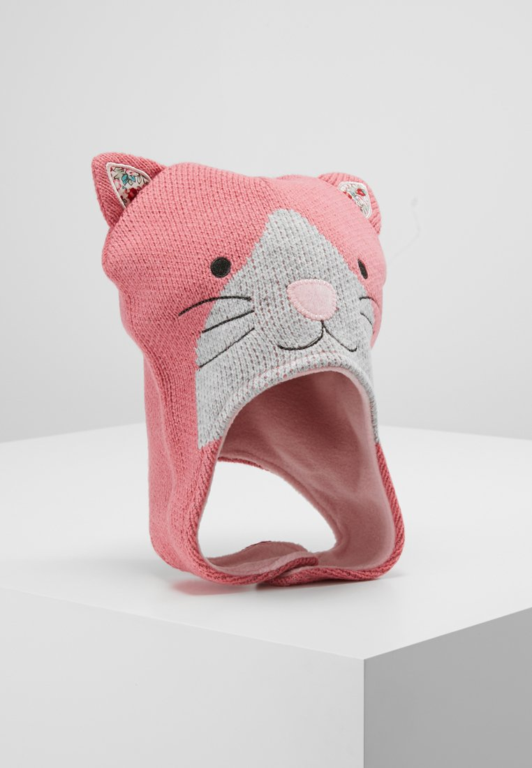 JoJo Maman Bébé - CAT  - Čepice - pink