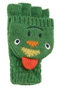 JoJo Maman Bébé - DINOSAUR GLOVES - Rękawiczki z jednym palcem - green - 1