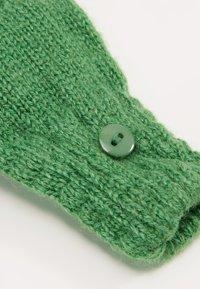 JoJo Maman Bébé - DINOSAUR GLOVES - Rękawiczki z jednym palcem - green - 5