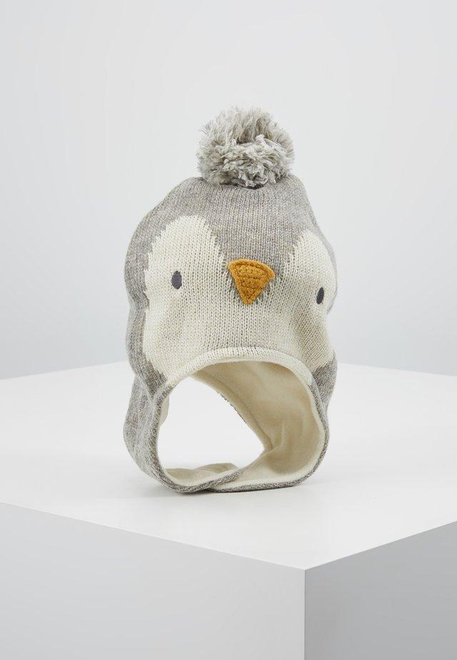 PENGUIN HAT - Mütze - grey