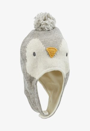 PENGUIN HAT - Muts - grey