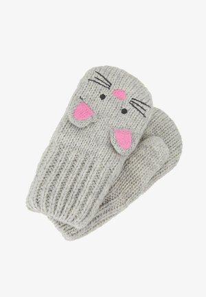 MOUSE MITTENS - Rękawiczki z jednym palcem - grey