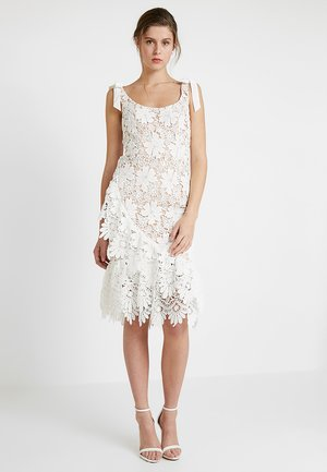 LAVANNA - Cocktail dress / Party dress - ivory/nude