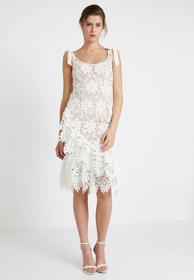 LAVANNA - Cocktail dress / Party dress - ivory/nude