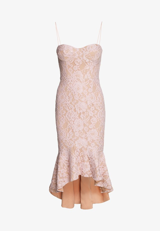 CLEO - Cocktailkleid/festliches Kleid - rose pink